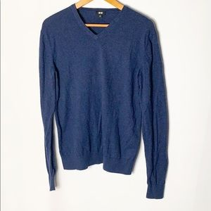 UNIQLO Cotton Cashmere Blend Pullover Size Medium